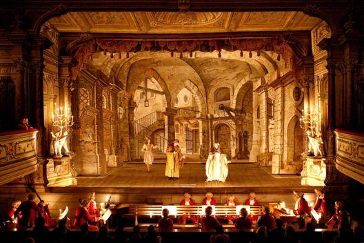 За барокната уметност и музика