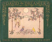 """""""Дејвид сонувачот"""" - необична книга за деца"""