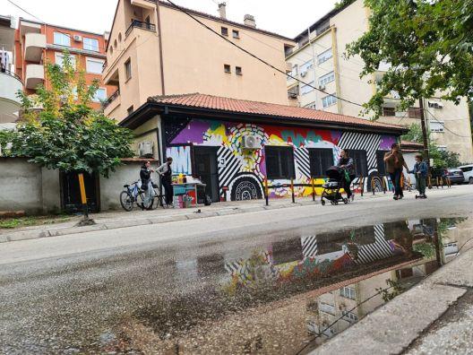 """Отворање на Културно-социјалниот простор """"Центар-Јадро"""""""