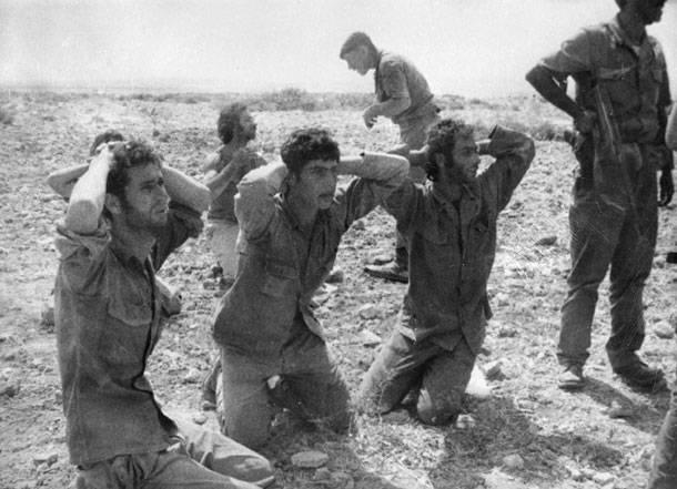 Заробени кипарски војници – етнички Грци од страна на турската армија, 1974.