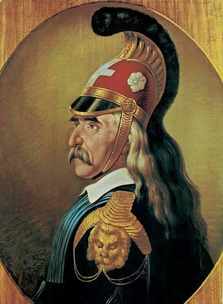 Теодорос Колокотронис.