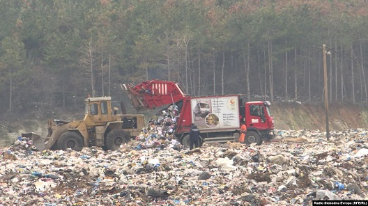 Македонија увезла над седум милиони тони отпад од Бугарија
