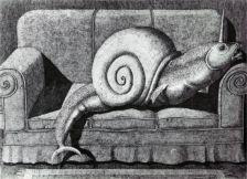 Илустрациите на Доменико Гноли
