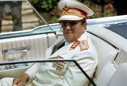 Тито е сè уште најпопуларен политичар на просторите на екс Jугославија, зошто е тоа така?