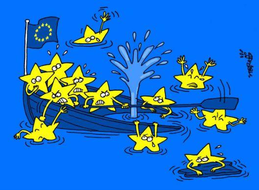 Четирите најголеми проблеми на ЕУ