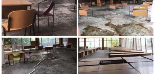 Трагедија е она што се случува со нашите библиотеки