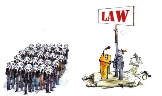 Закон што Мојсеј им го предал на Македонците