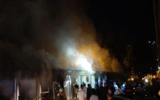 СЕММ бара професионално известување од медиумите за несреќата во Тетово