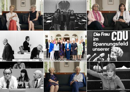 """""""Непопустливите"""" - приказната на жените во политиката на """"Бонската република"""""""
