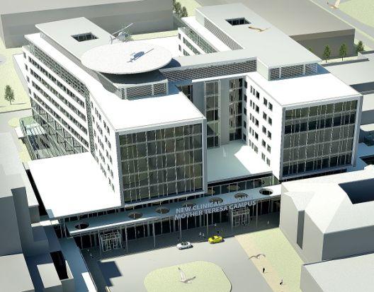 Не е изграден ветениот универзитетски клинички центар во Скопје