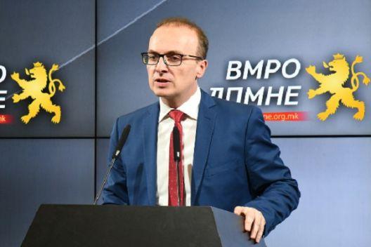 Барањето на ВМРО-ДПМНЕ за смена на Рускоска е барање за застарување на предмети од СЈО
