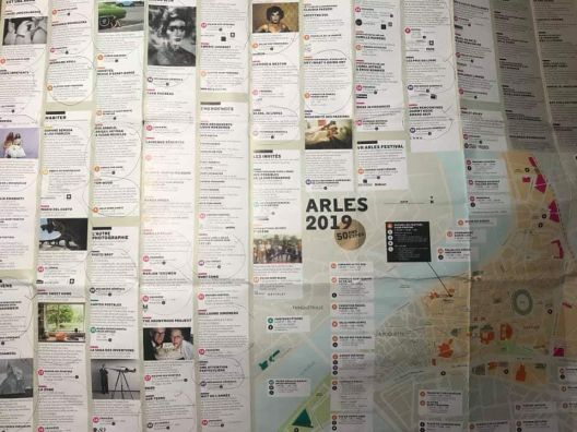 Кон фестивалот за фотографија во Арл, Франција