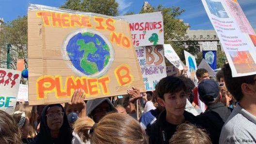 Њујорк во знакот на заштита на климата