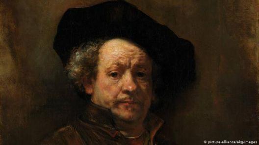 """Рембрант, генијот кој сакаше """"селфи"""""""