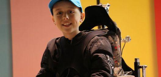Јане Велковски на самитот на ОН како застапник за деца со попреченост