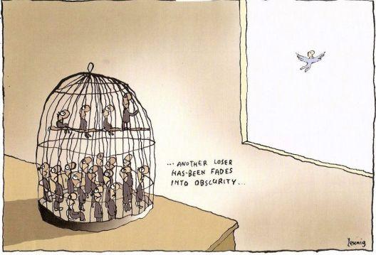Бегство од слободата?