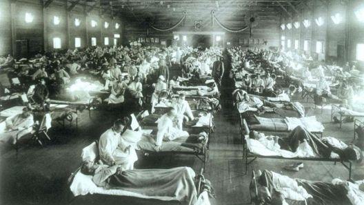 Коронавирус: Поуки од шпанскиот грип