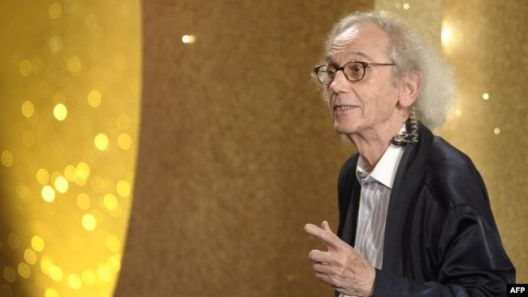 Почина уметникот Кристо познат по монументалните инсталации