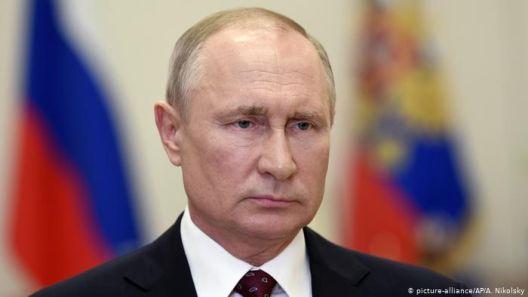 Вечниот Путин
