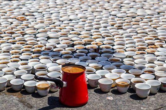 Илјадници филџани за кафе за убиените во Сребреница