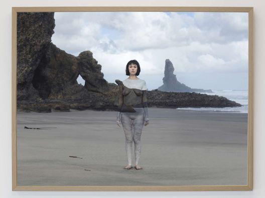 Женските тела и пејсажите на Нов Зеланд