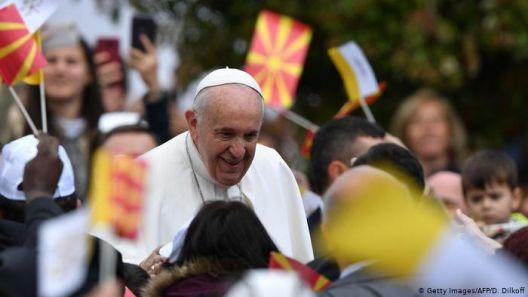 Папата и проблемите со православците