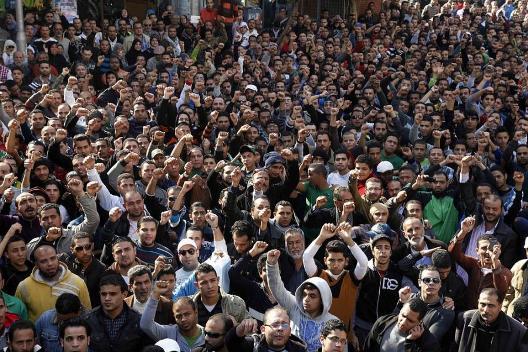 Смртна казна за 21 хулиган во Египет