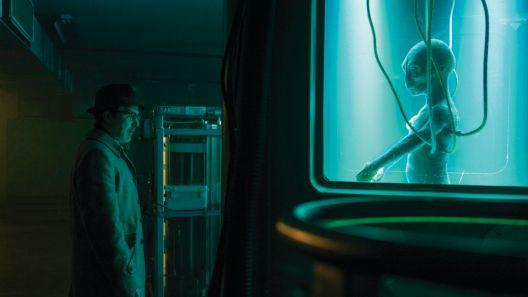 Сина книга: Тајните извештаи за НЛО основа за ТВ серија