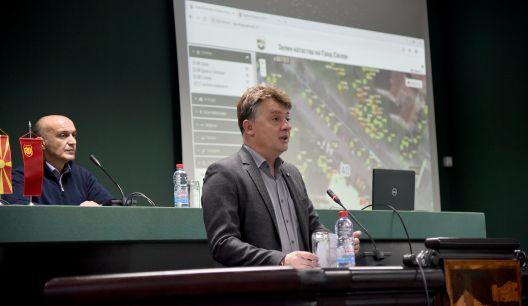 Зелениот катастар реалност за Скопје – Градот прави попис на зеленилото