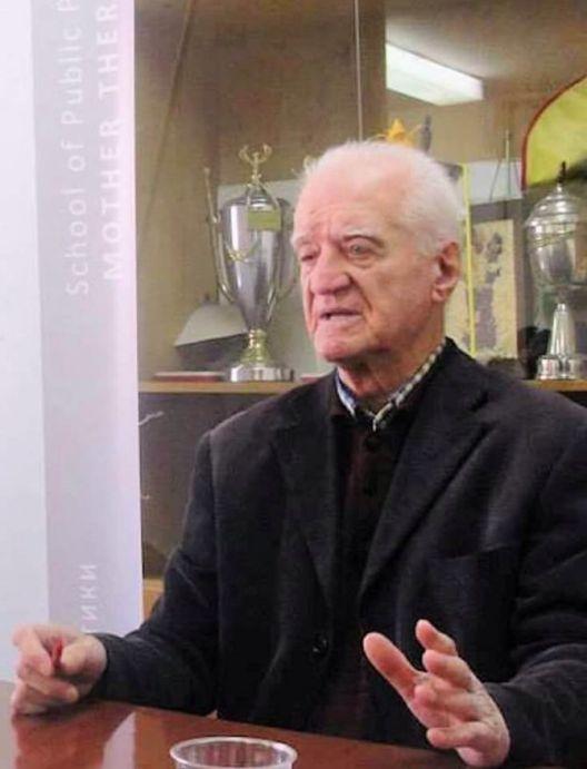 Почина Томе Буклески - Маќули, истакнат македонски револуционер и државник