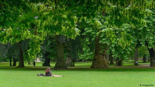 Улици и за деца - келнски летни медитации