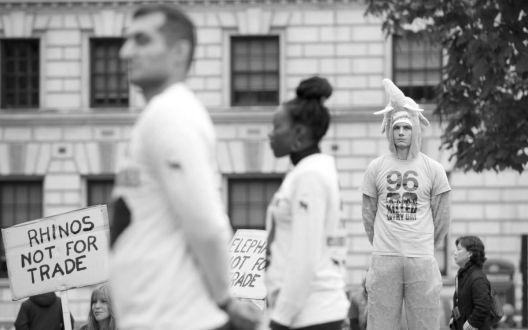 Сезона за лов на активисти