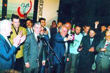 Прославата на независноста во 1991.