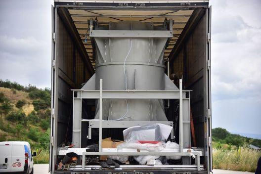 Дрисла доби нов стерилизатор за третман на медицински отпад