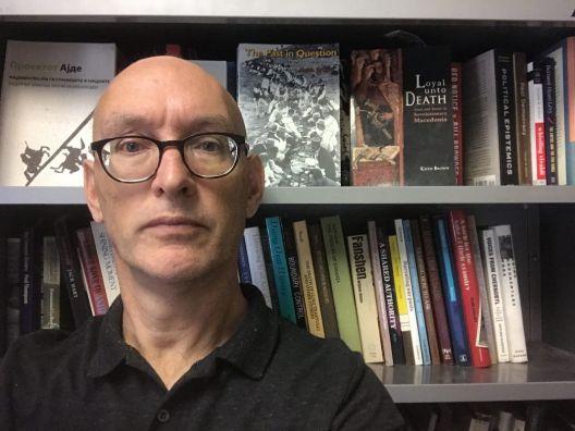 Кит Браун: Критичкото мислење е многу важно и за историјата и за антропологијата
