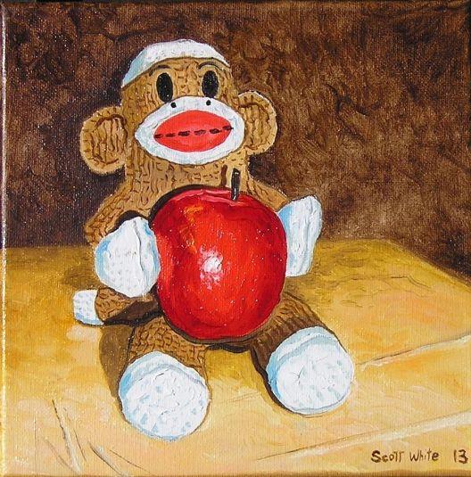 Златното јаболко и деветте милиони мајмуни