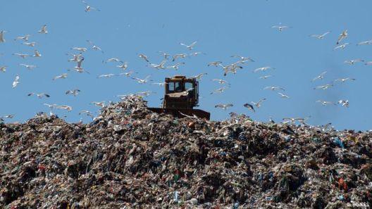 Како е да се биде ѓубриште на Европа?