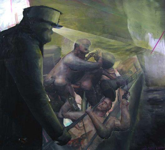 Борис Буден: антикомунизмот впрочем е фашизам