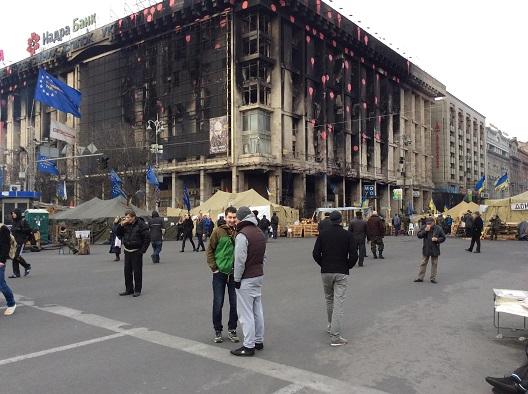 Поглед од внатрешноста - Бердјанск, Украина