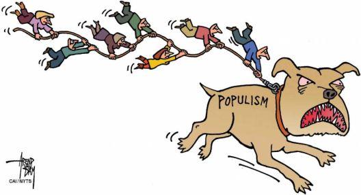 Повеќе од популизам