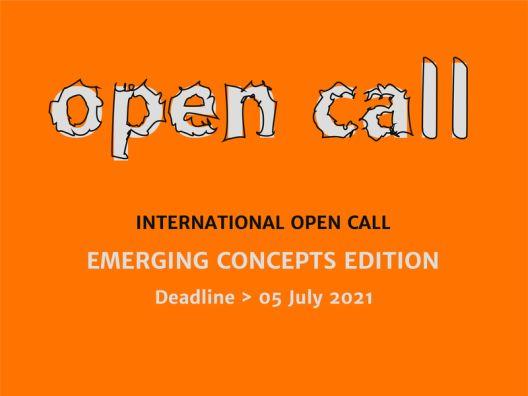 Отворен повик: Едиција Emerging Concepts 2021