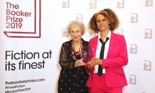 Маргарет Атвуд и Бернардин Еваристо се добитнички на Букеровата награда за 2019
