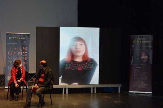 """Лидија Димковска по повод наградата за поезија """"Наим Фрашери"""""""