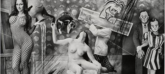 Вознемирувачките дела на Џоел Питер Виткин