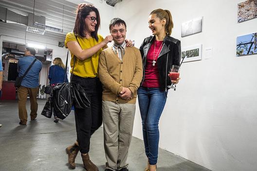 """""""Шарената дружина"""" - изложба на фотографии на младите со Даунов синдром"""
