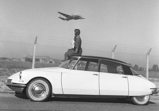 Возење автомобили со Жак Лакан