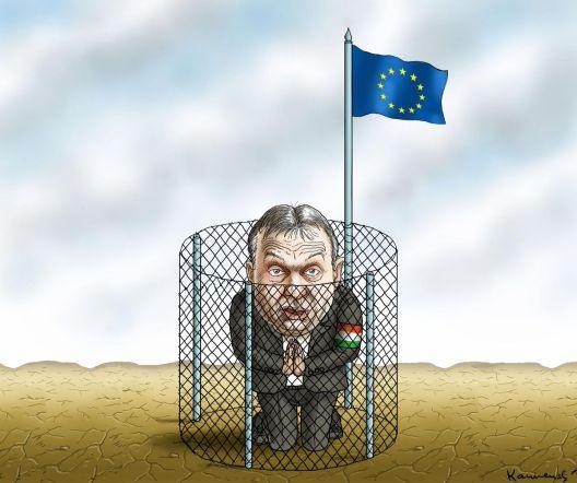 Во споредба со Орбан, Путин е почетник