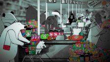 """""""Точка на пресврт"""" - анимиран филм"""