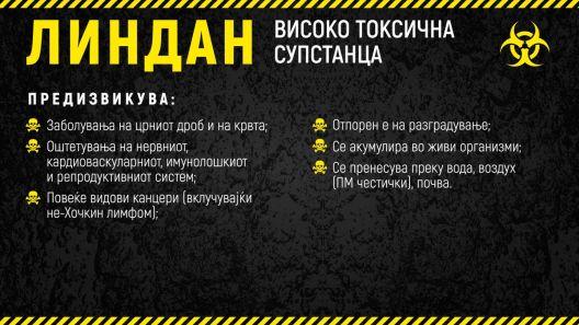 Сè додека не се исчистат сите четири депонии, линданот од ОХИС ќе му се заканува на Скопје