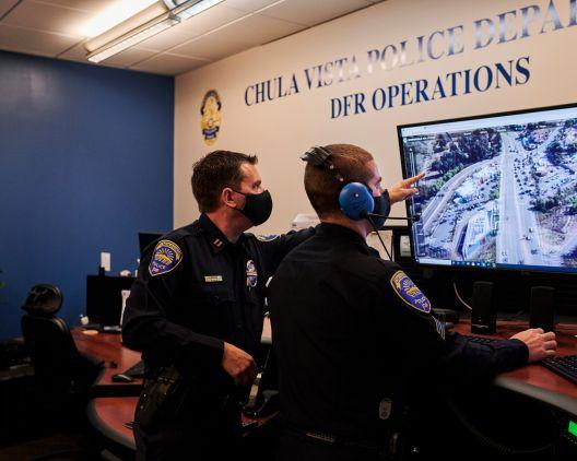Има ли приватност во време на полициски дронови?